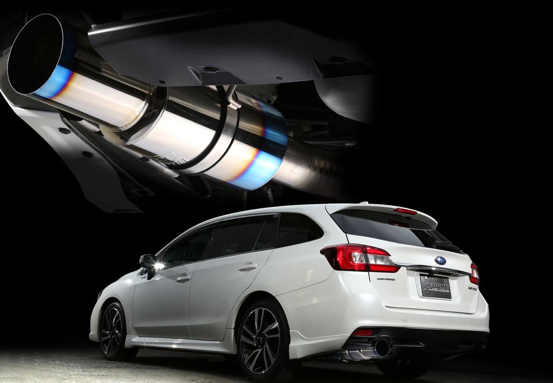 Tomei Expreme Ti Titanium Muffler For Levorg Wiring Flood Lights Including Home Gt Lighting Piaa