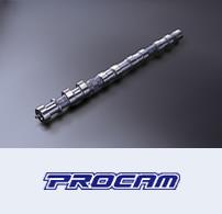 1433270125 TOMEI CAMSHAFT PROCAM SR20DET SOLID S14//S15 IN 270-12.5mm