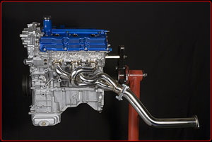Tomei Expreme Exhaust Manifold Pair - Nissan 350Z VQ35DE